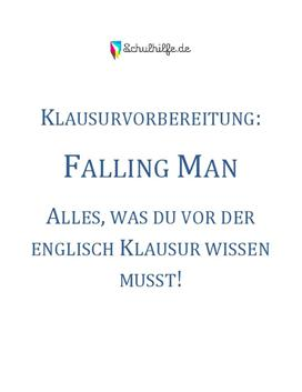Falling Man Klausur