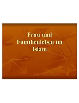 Frau und Islam Referat