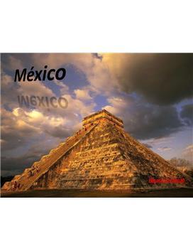 Mexico Spanisch Referat