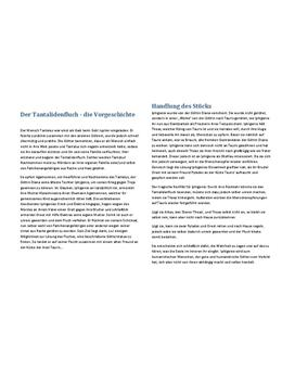 Iphigenie auf Tauris Inhaltsangabe
