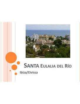 Tourismus in Santa Eulalia del Río, Ibiza Referat