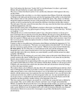 Analysis of Locker 160