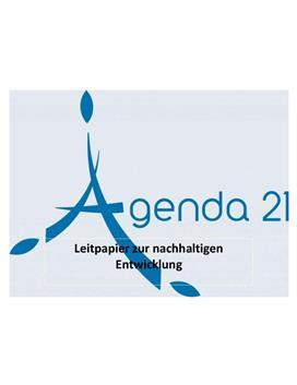 Referat über die Agenda 21
