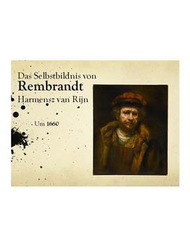 Referat über das Rembrandt-Selbstporträt