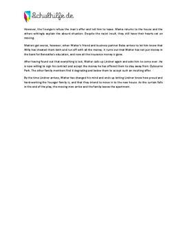Review Schreiben Englisch
