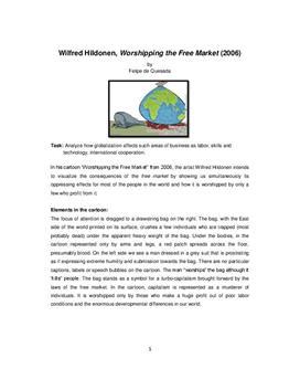 Referat über Globalisierung und freie Marktwirtschaft