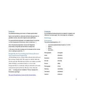 Guide für Bildbeschreibung in Englisch herunterladen - Seite 4