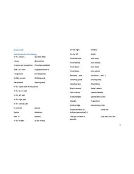 Guide für Bildbeschreibung in Englisch herunterladen - Seite 5
