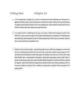 Falling Man Zusammenfassung Kapitel 12
