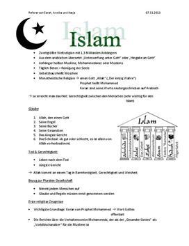 Referat - Islam