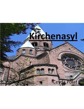 Kirchenasyl Powerpoint / Kurzvortrag
