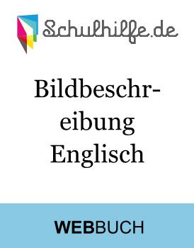 Bildbeschreibung Englisch