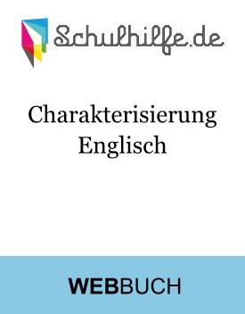 Charakterisierung Englisch